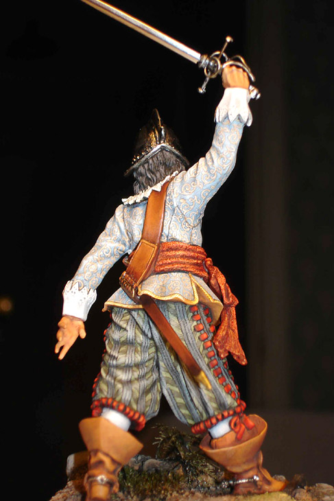 Figures: English Officer, photo #3