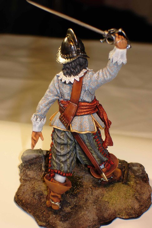 Figures: English Officer, photo #4