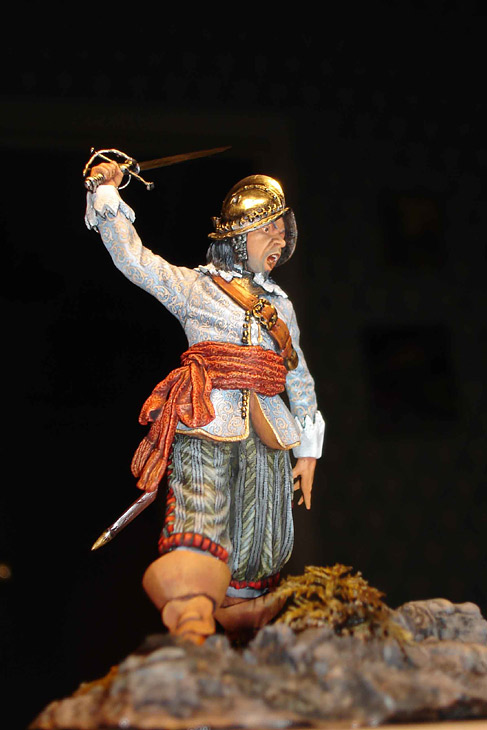 Figures: English Officer, photo #6