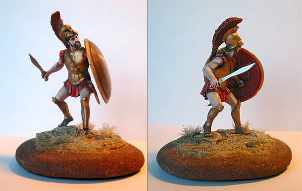 Figures: Spartan