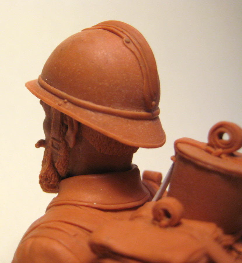 Sculpture: Poilu, photo #15