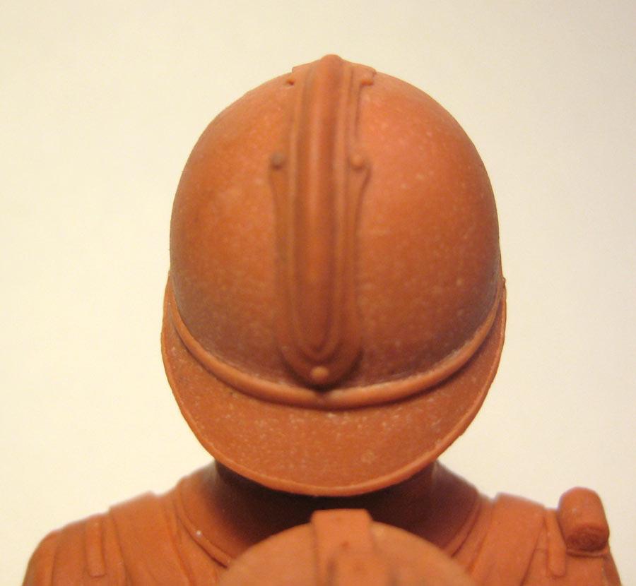 Sculpture: Poilu, photo #16