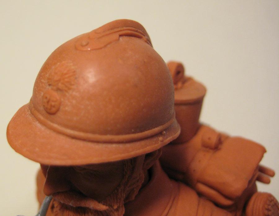 Sculpture: Poilu, photo #18