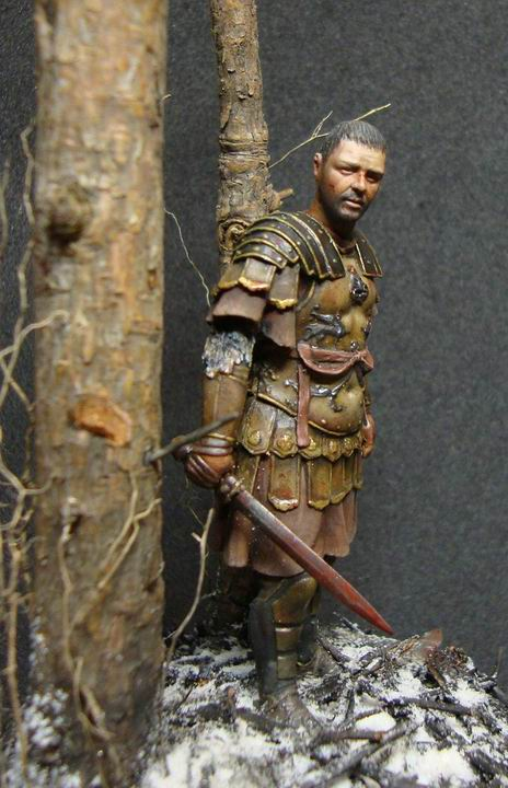 Figures: Strength and Honor!, photo #3