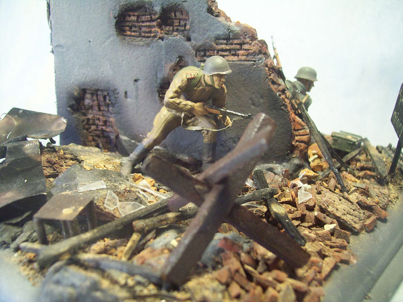 Dioramas and Vignettes: Achtung Minen!, photo #4