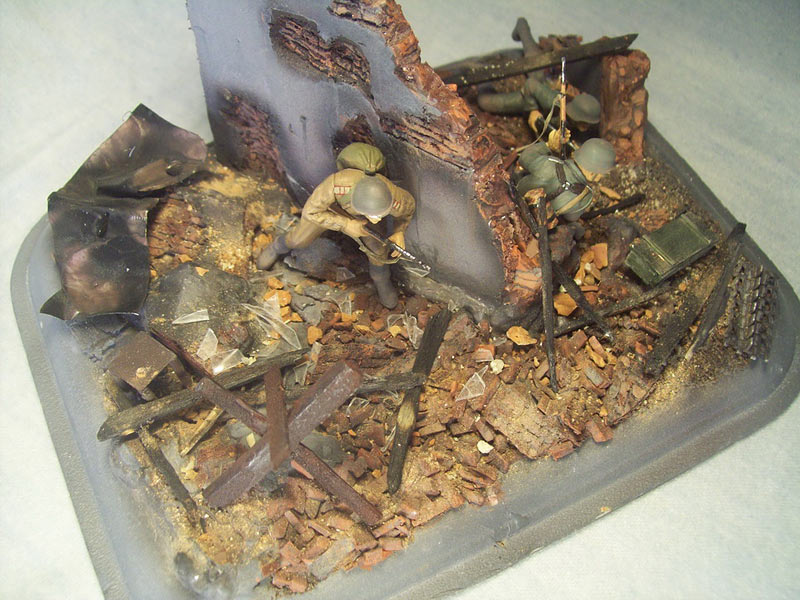 Dioramas and Vignettes: Achtung Minen!, photo #5