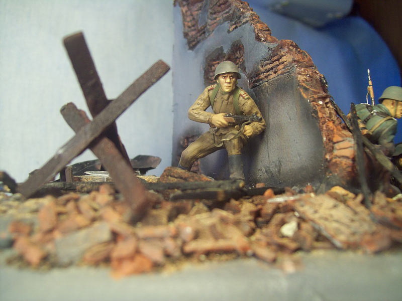 Dioramas and Vignettes: Achtung Minen!, photo #6