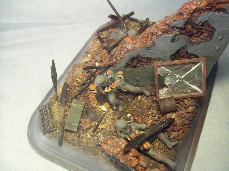 Dioramas and Vignettes: Achtung Minen!, photo #7