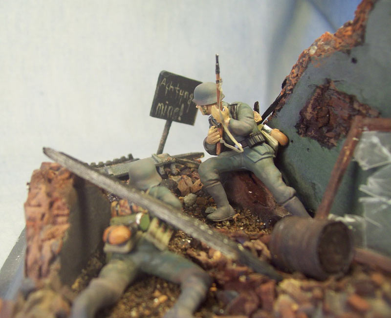 Dioramas and Vignettes: Achtung Minen!, photo #8