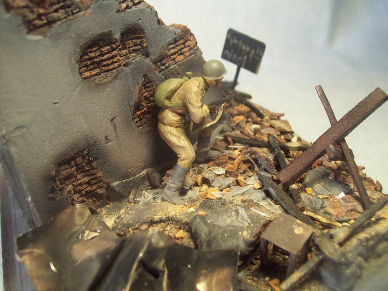 Dioramas and Vignettes: Achtung Minen!, photo #9