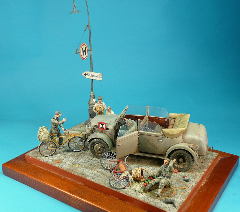 Dioramas and Vignettes: ...!!! (untranslatable German swearing), photo #2