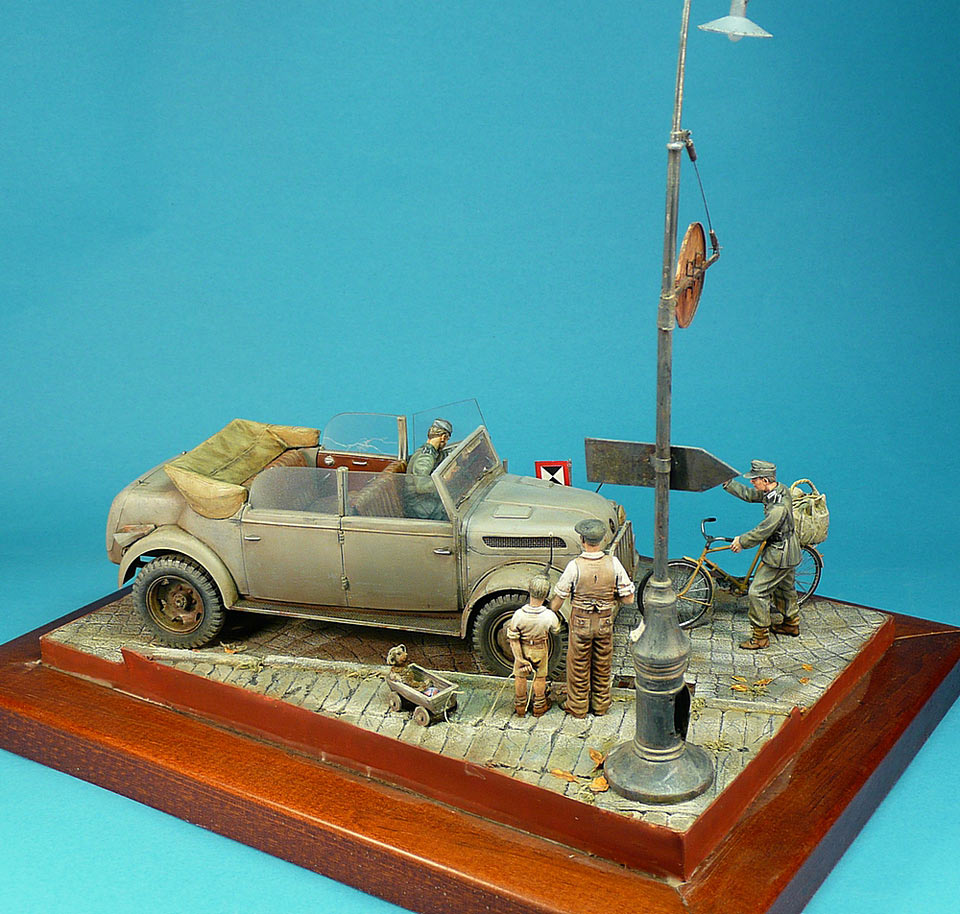 Dioramas and Vignettes: ...!!! (untranslatable German swearing), photo #3