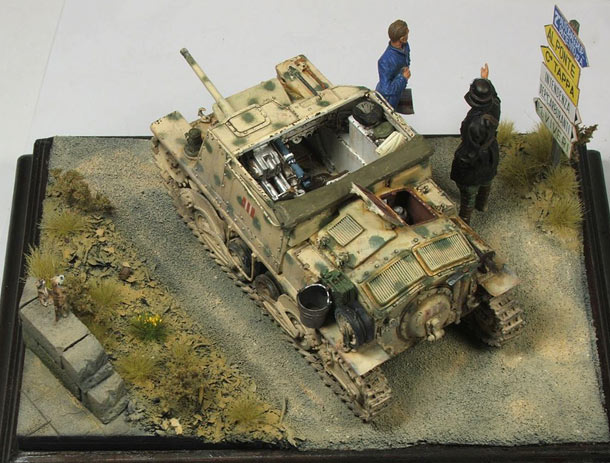 Dioramas and Vignettes: Desert Intruder