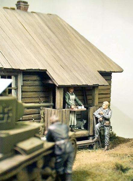 Dioramas and Vignettes: Karelia, 1941, photo #3