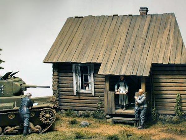 Dioramas and Vignettes: Karelia, 1941