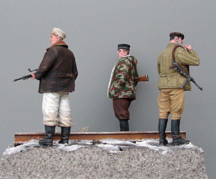 Figures: The Waiting, photo #4