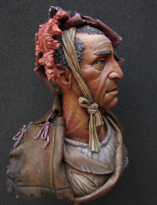 Figures: Landsknecht, photo #3