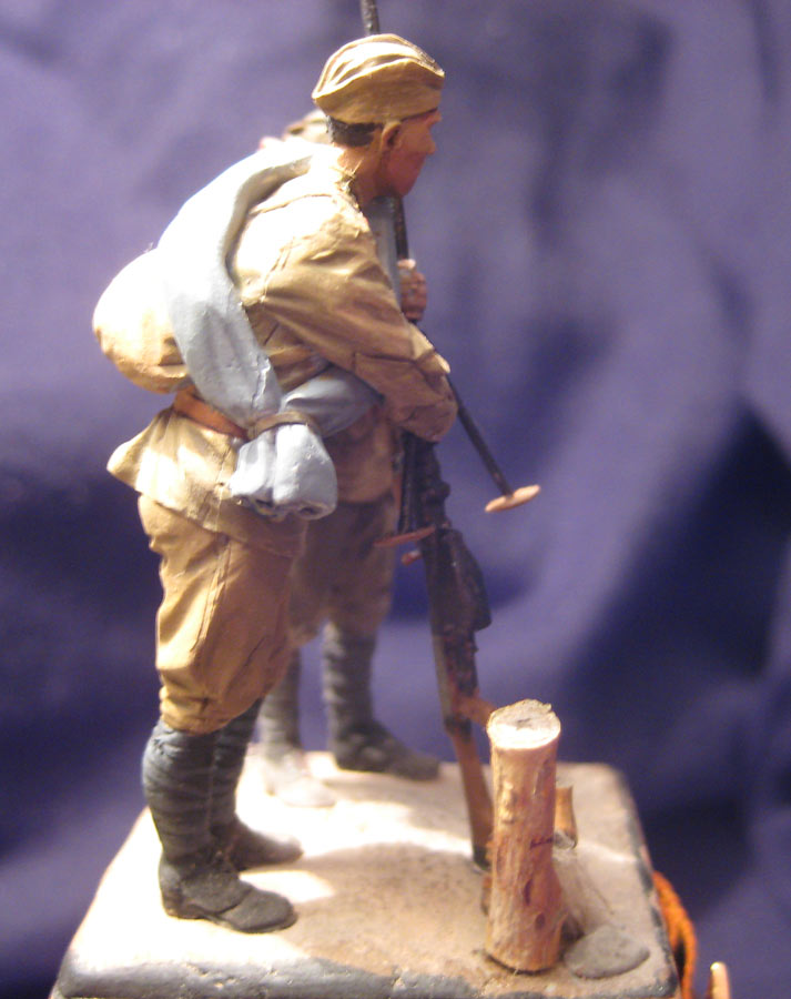 Training Grounds: Two soldiers, photo #4