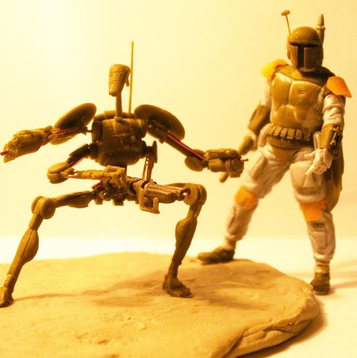 Miscellaneous: Battle Droid, photo #2
