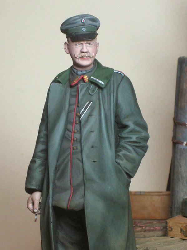 Figures: Unter-offizier, 1918, photo #7