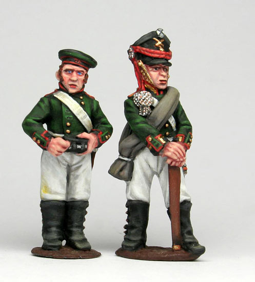 Figures: Russian artillery, 1812, photo #10