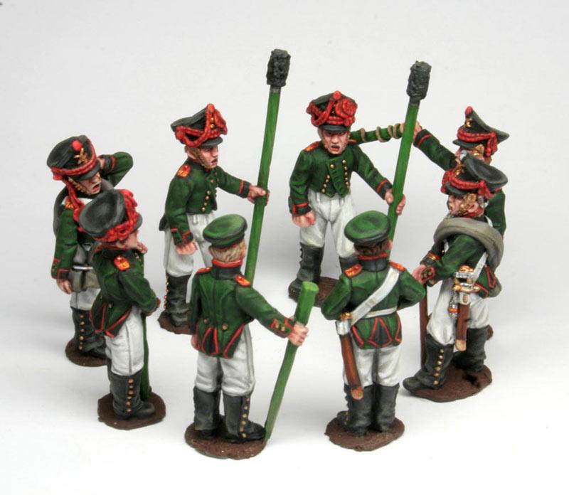 Figures: Russian artillery, 1812, photo #12