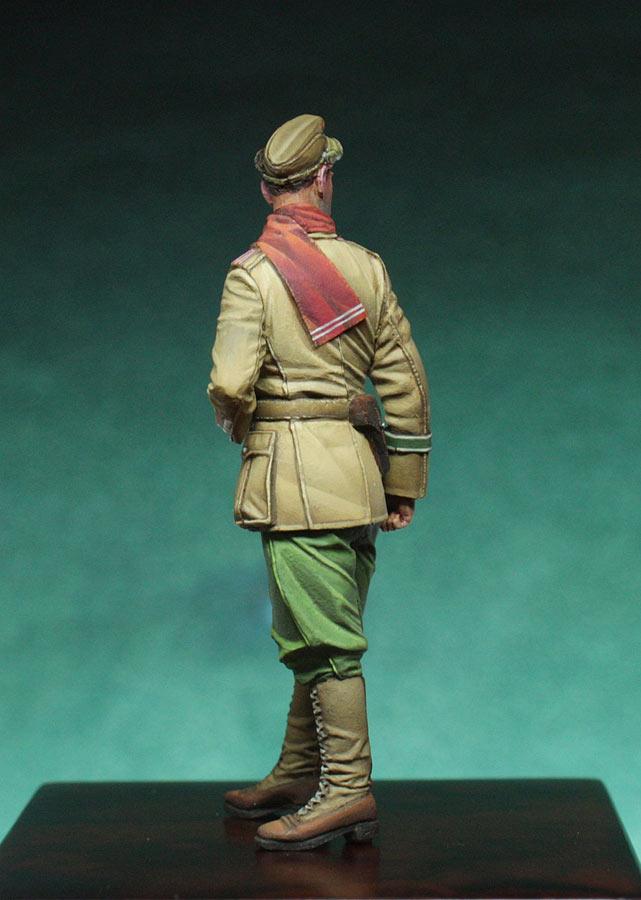 Figures: DAK Panzer Officer, photo #3
