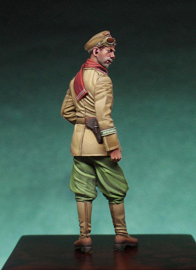 Figures: DAK Panzer Officer, photo #4