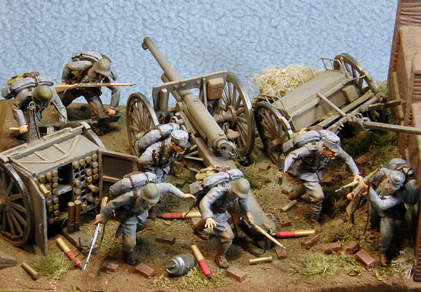 Dioramas and Vignettes: Counter-attack