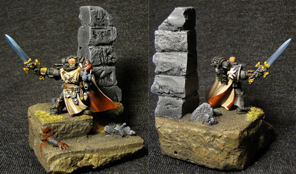 Miscellaneous: Black Knight Templar