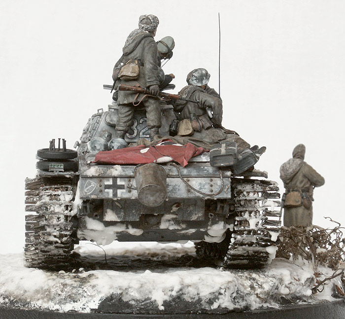 Dioramas and Vignettes: Kharkov, 1943, photo #4