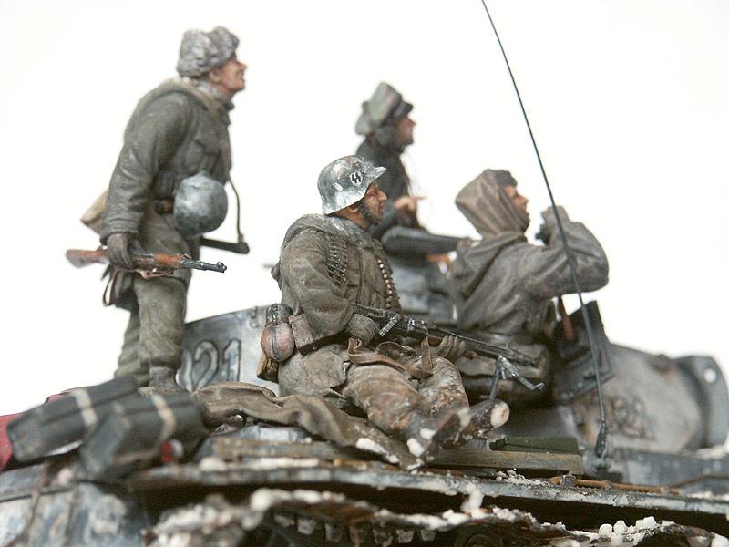 Dioramas and Vignettes: Kharkov, 1943, photo #7