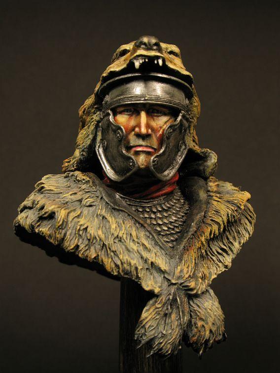 Figures: Roman warrior, photo #1