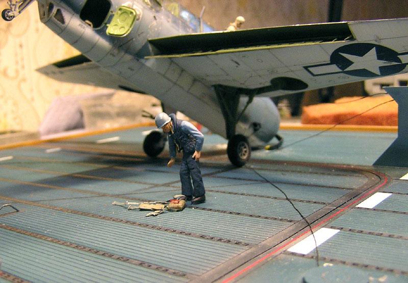 Dioramas and Vignettes: Hard Landing, photo #2