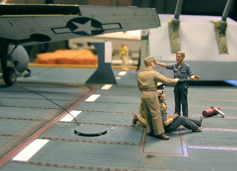 Dioramas and Vignettes: Hard Landing, photo #9