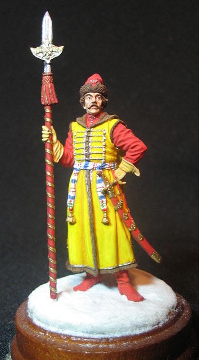 Figures: Sotnik of 9th Order, photo #1