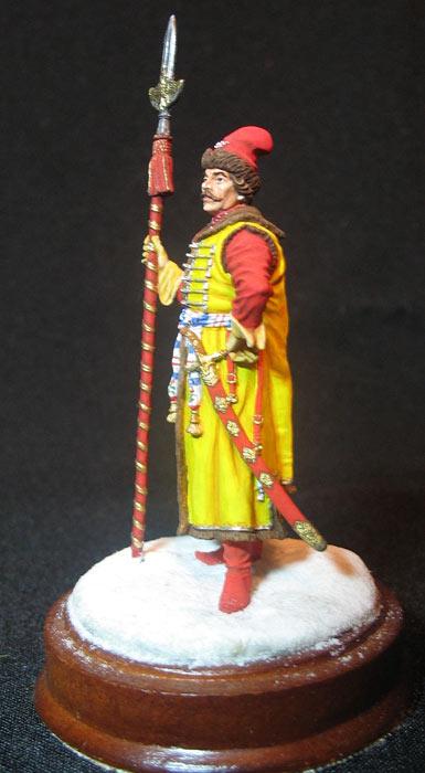 Figures: Sotnik of 9th Order, photo #2