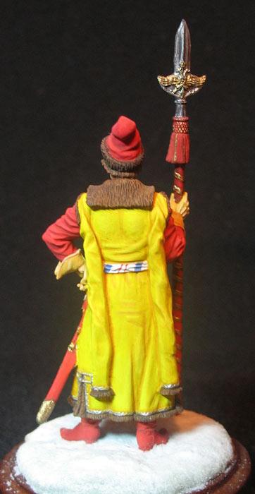 Figures: Sotnik of 9th Order, photo #3