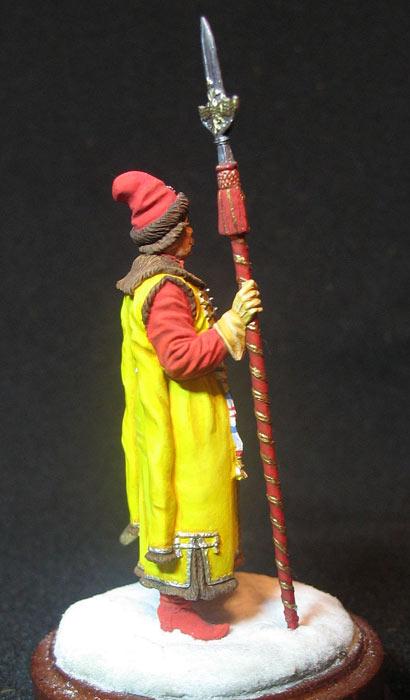 Figures: Sotnik of 9th Order, photo #4