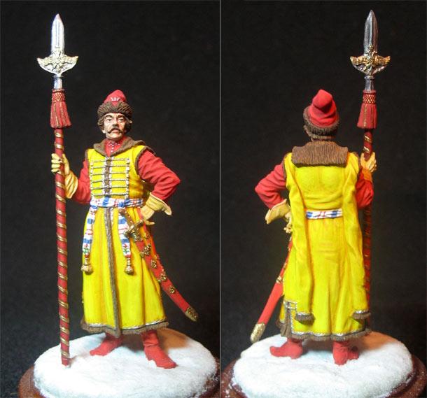 Figures: Sotnik of 9th Order