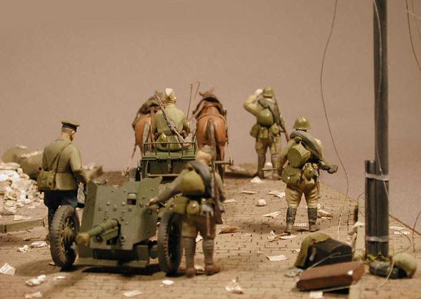 Dioramas and Vignettes: Barbarossa, June 1941