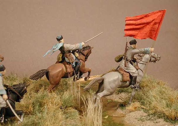 Dioramas and Vignettes: For the Motherland!