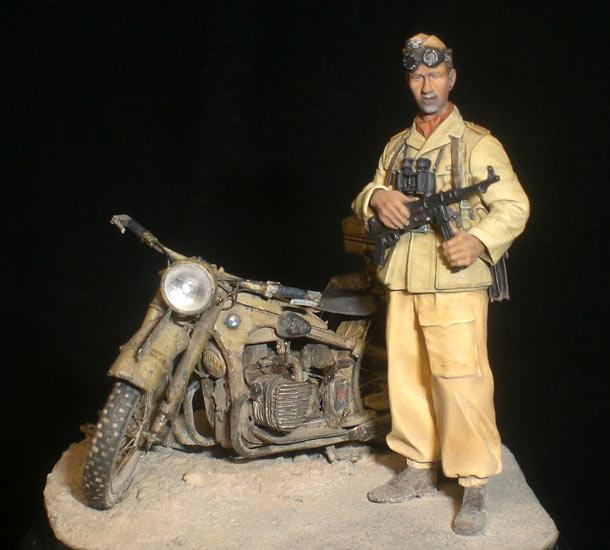 Dioramas and Vignettes: Desert lizard
