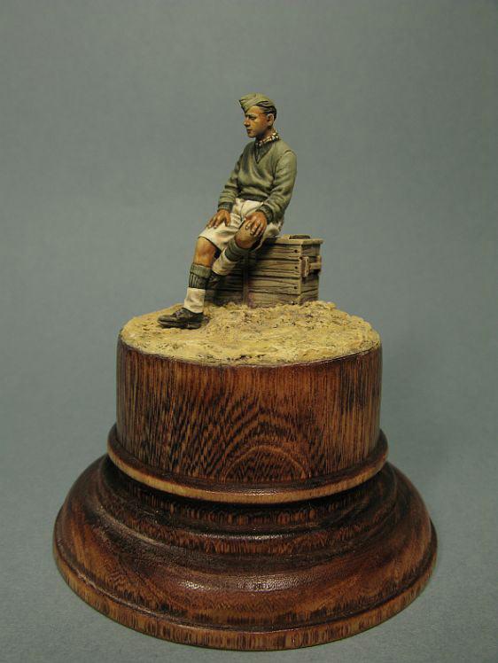 Figures: British trooper, North Africa, photo #6