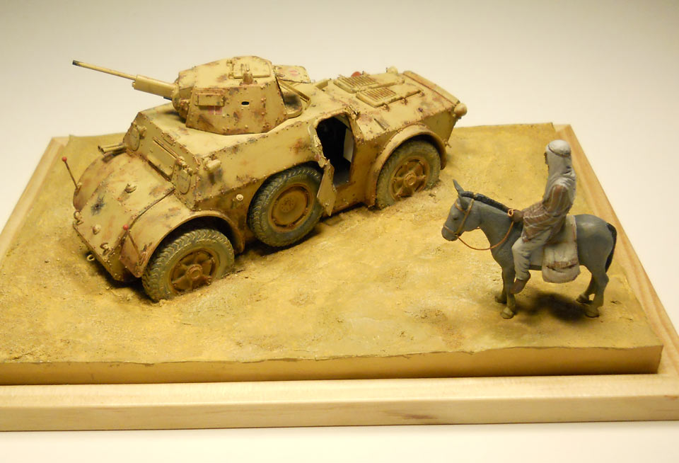 Dioramas and Vignettes: Echo of the desert war, photo #1