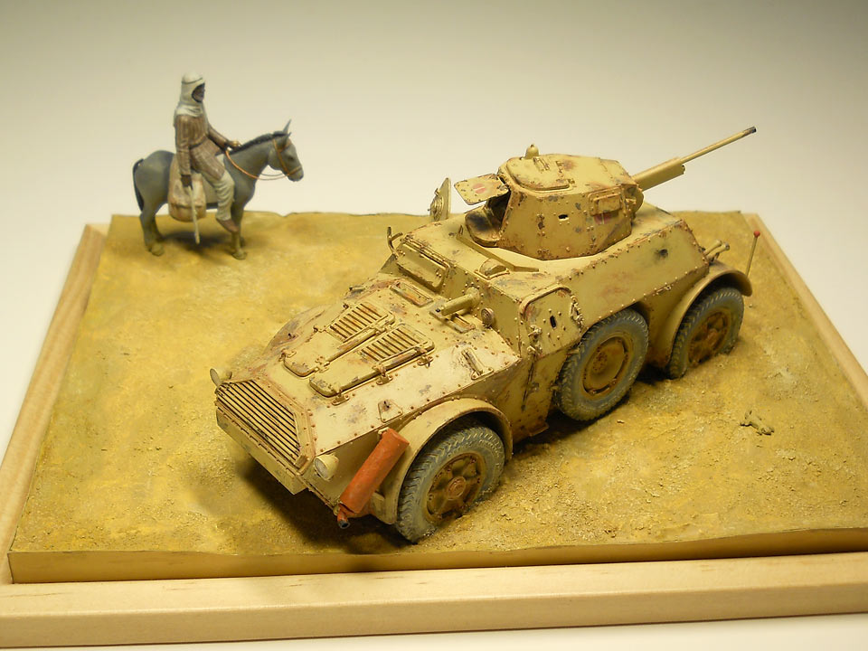 Dioramas and Vignettes: Echo of the desert war, photo #2
