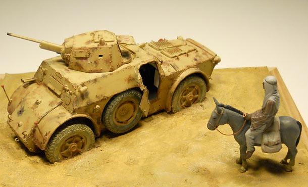 Dioramas and Vignettes: Echo of the desert war
