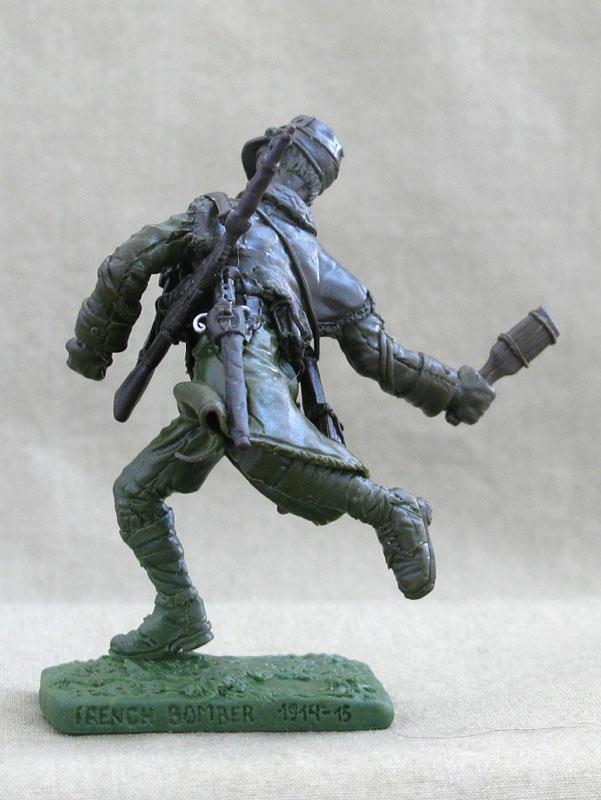 Sculpture: Caporal 8eme RI, 1914-15, photo #4