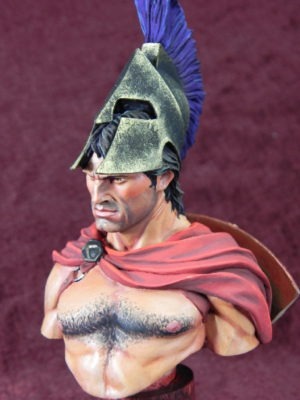 Figures: Spartan warrior, photo #2