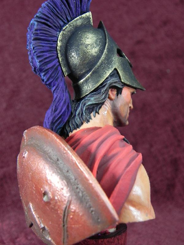 Figures: Spartan warrior, photo #4